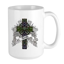 Smith Tartan Cross Mug