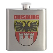Duisburg (red).png Flask