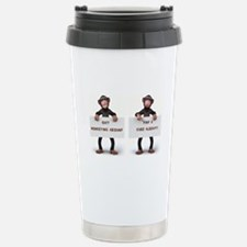 MONKEYING AROUND Travel Mug