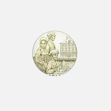 New Jersey Quarter 2017 Mini Button (10 pack)