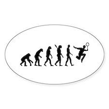 Evolution Badminton Decal