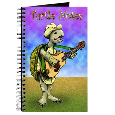 Country Turtle Notes Journal