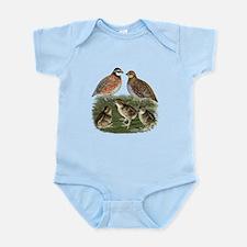 Bobwhite Family Infant Bodysuit