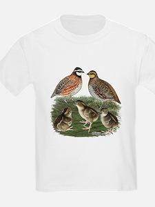 Bobwhite Family T-Shirt