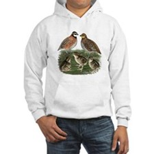 Bobwhite Family Hoodie Sweatshirt