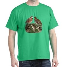 Bobwhite Family T-Shirt