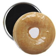 Doughnut Raised Glazed Magnet