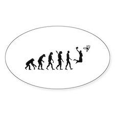 Evolution Basketball Decal