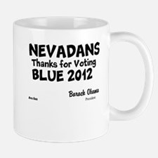 Nevada Votes Blue Mug