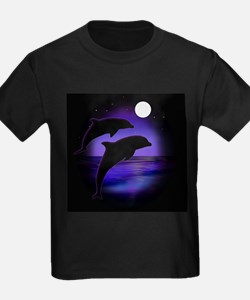 Dolphins At Midnight T