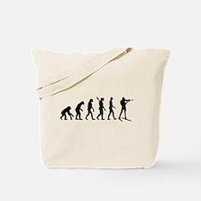 Evolution Biathlon Tote Bag