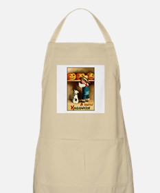 Country Store Halloween BBQ Apron