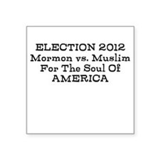 Election 2012 Teaser - Mormon vs. Muslim Square St
