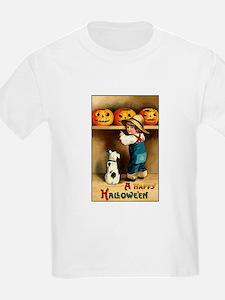Country Store Halloween Kids T-Shirt