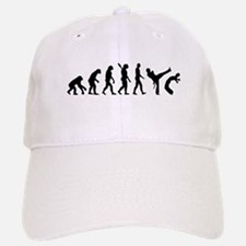 Evolution Capoeira Baseball Baseball Cap