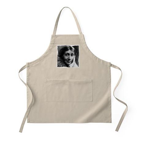 Virginia Woolf Apron - the Golden Years