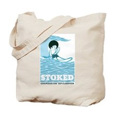 stand up paddle surf gear Tote Bag