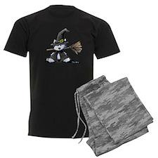 Westie Witch Pajamas