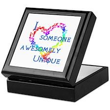Love Awesomely Unique Keepsake Box