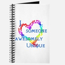 Love Awesomely Unique Journal