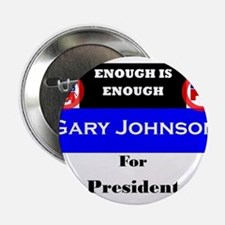"Gary Johnson for President 2.25"" Button"