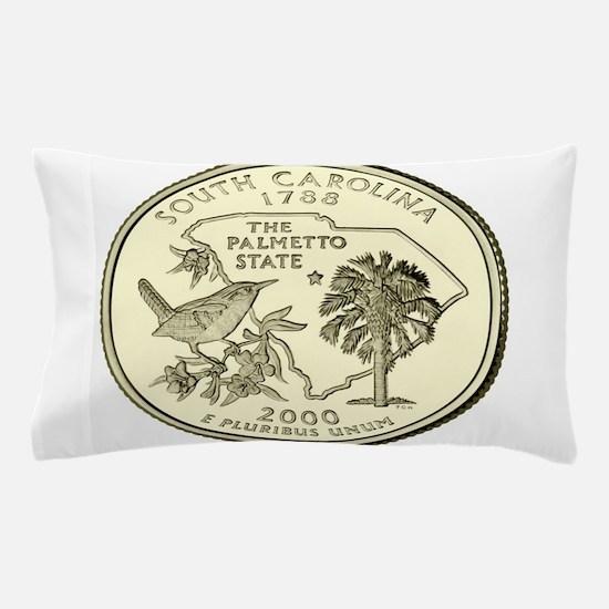 South Carolina Quarter 2000 Basic Pillow Case