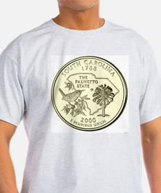 South Carolina Quarter 2000 Basic T-Shirt