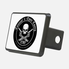 Open Carry & Concealed Carry Logo Hitch Cover