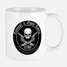 Open Carry & Concealed Carry Logo Mug