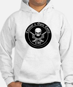 Open Carry & Concealed Carry Logo Hoodie