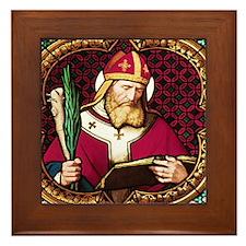 St Paul Framed Tile
