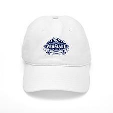 Zermatt Mountain Emblem Baseball Cap