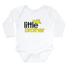 little brother t-shirt dinosaur Body Suit