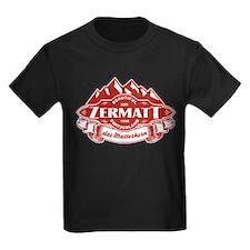Zermatt Mountain Emblem T
