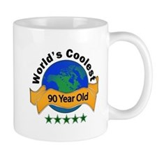 Cute 90 year old birthday Mug