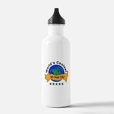 Cute 90 year olds Water Bottle