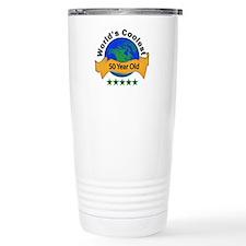 Worlds best old fart Travel Mug
