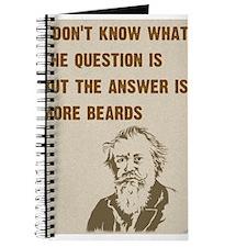 Question/Beard/OldMan Journal
