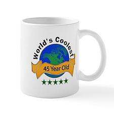 Unique Worlds best old fart Mug