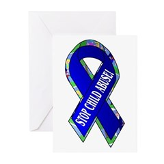 Child Abuse Awareness Greeting Cards (Pk of 10