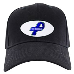 Child Abuse Awareness Baseball Hat