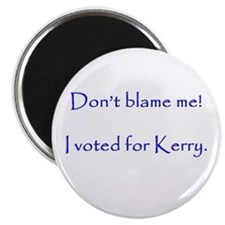 votedkerry Magnets