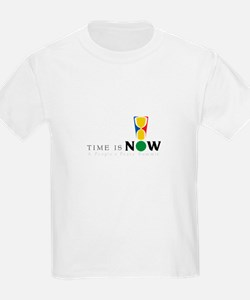 Time Is Now Logo T-Shirt
