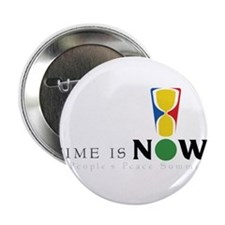 "Time Is Now Logo 2.25"" Button"