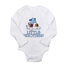 Cute Puppys Little Brother Body Suit
