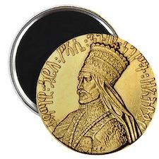 Haile Selassie I King of Kings Magnet