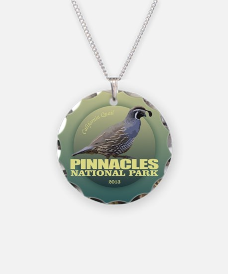 Pinnacles NP Necklace