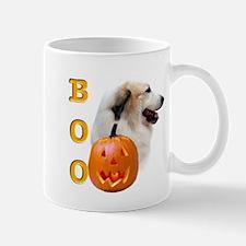 Halloween Great Pyrenees Boo Mug