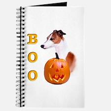 Halloween Italian Greyhound Boo Journal