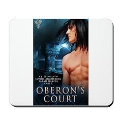 Oberons Court Mousepad